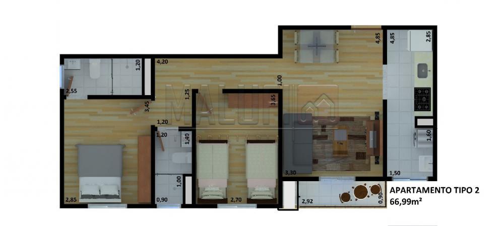 Alugar Apartamentos / Padrão em Olímpia apenas R$ 1.250,00 - Foto 53