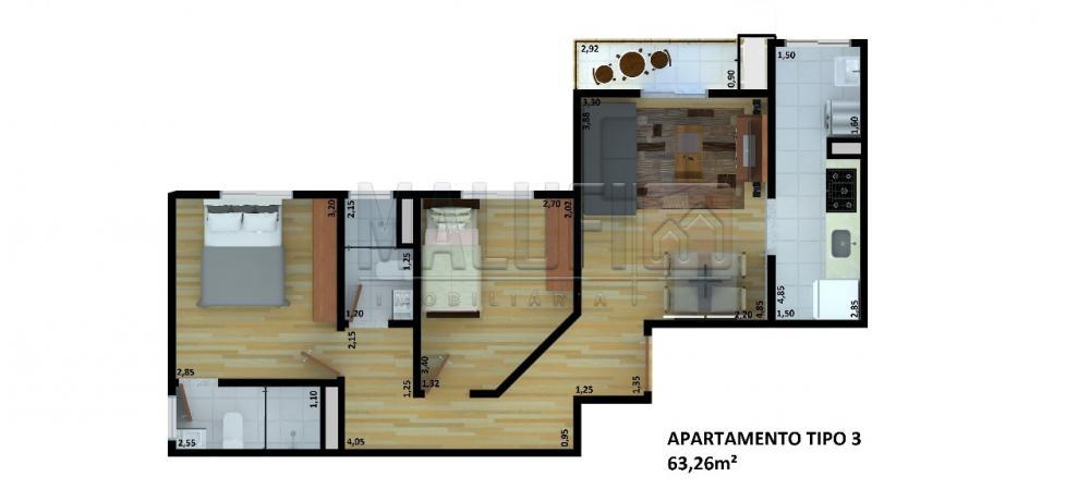 Alugar Apartamentos / Padrão em Olímpia apenas R$ 1.250,00 - Foto 55