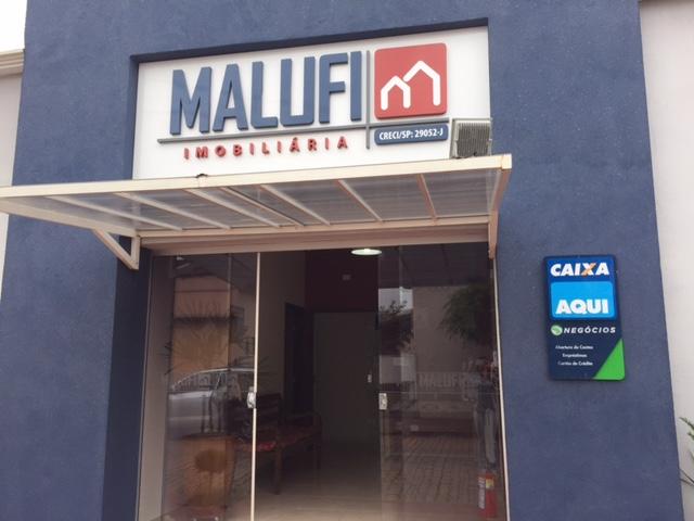 Imobiliária Malufi em Olimpia - Fachada